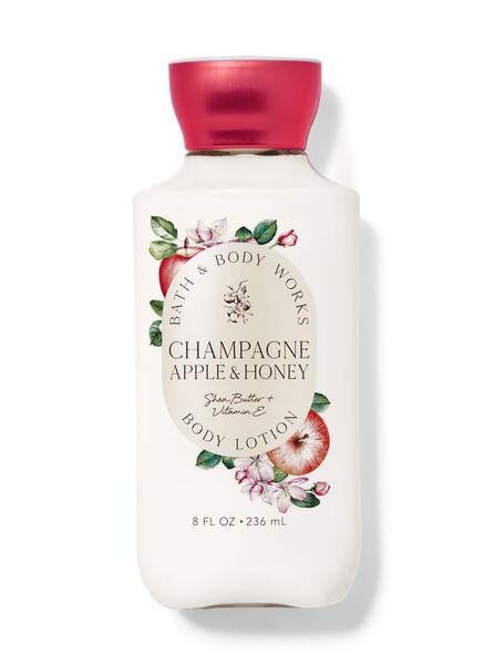 Champagne Apple & Honey fragranza Latte corpo