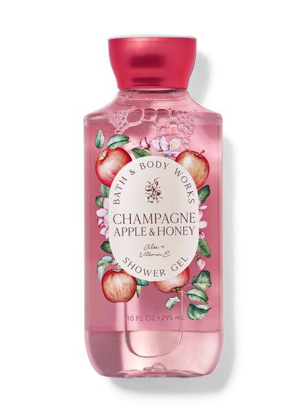 Champagne Apple & Honey fragranza Gel doccia