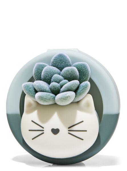 Clip con gattino e pianta fragranza Diffusore per auto