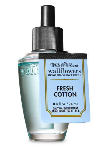 FRESH COTTON fragranza Wallflowers Fragrance Refill