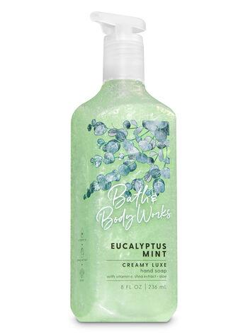 Eucalyptus mint fragranza Creamy Luxe Hand Soap