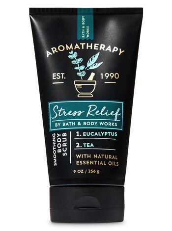 Eucalyptus tea fragranza Smoothing Body Scrub