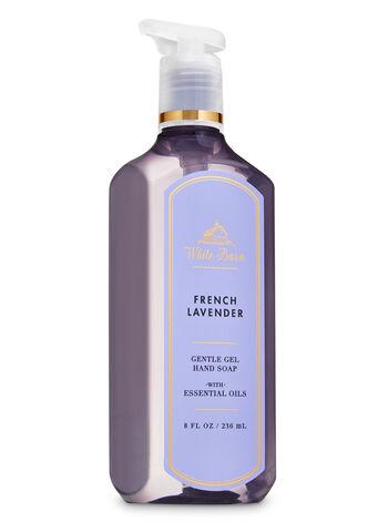 French Lavender fragranza Sapone in gel