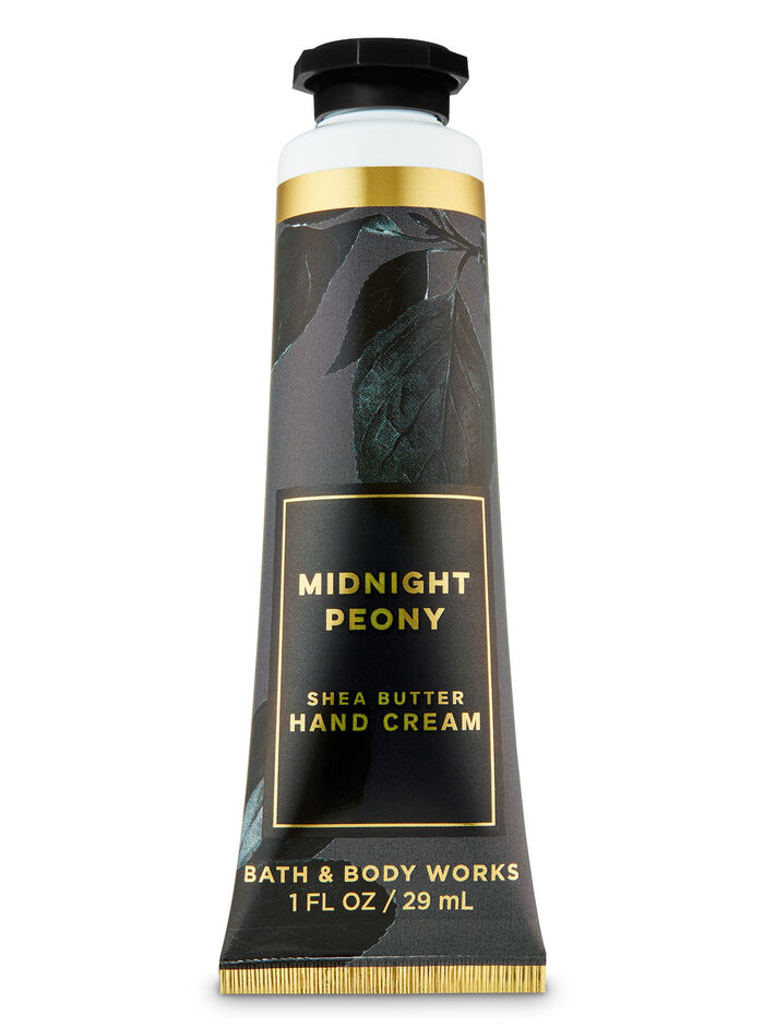 Midnight Peony fragranza Crema mani
