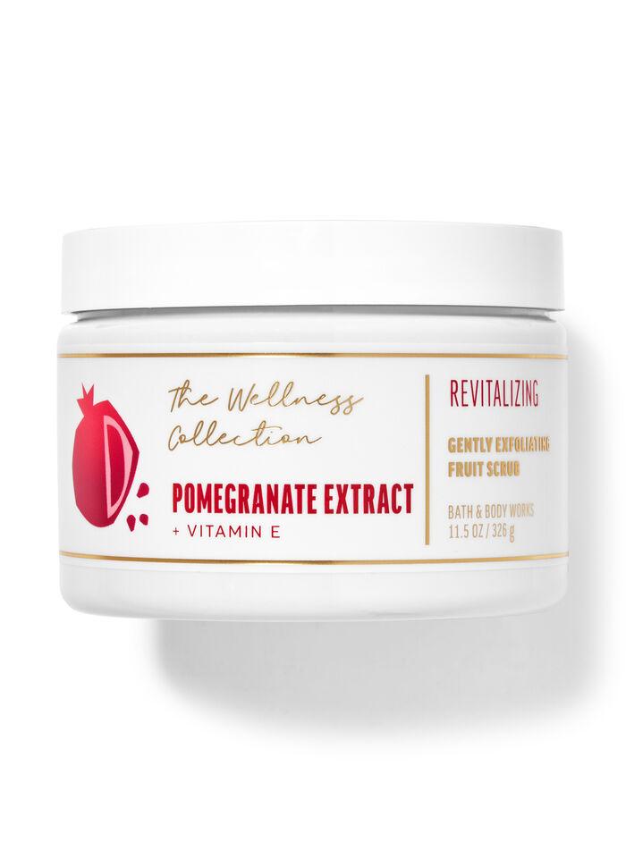 Pomegranate Extract  fragranza Scrub corpo