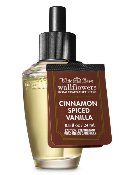 Cinnamon Spiced Vanilla fragranza Ricarica diffusore elettrico