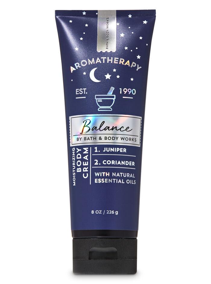 Juniper & Coriander fragranza Body Cream