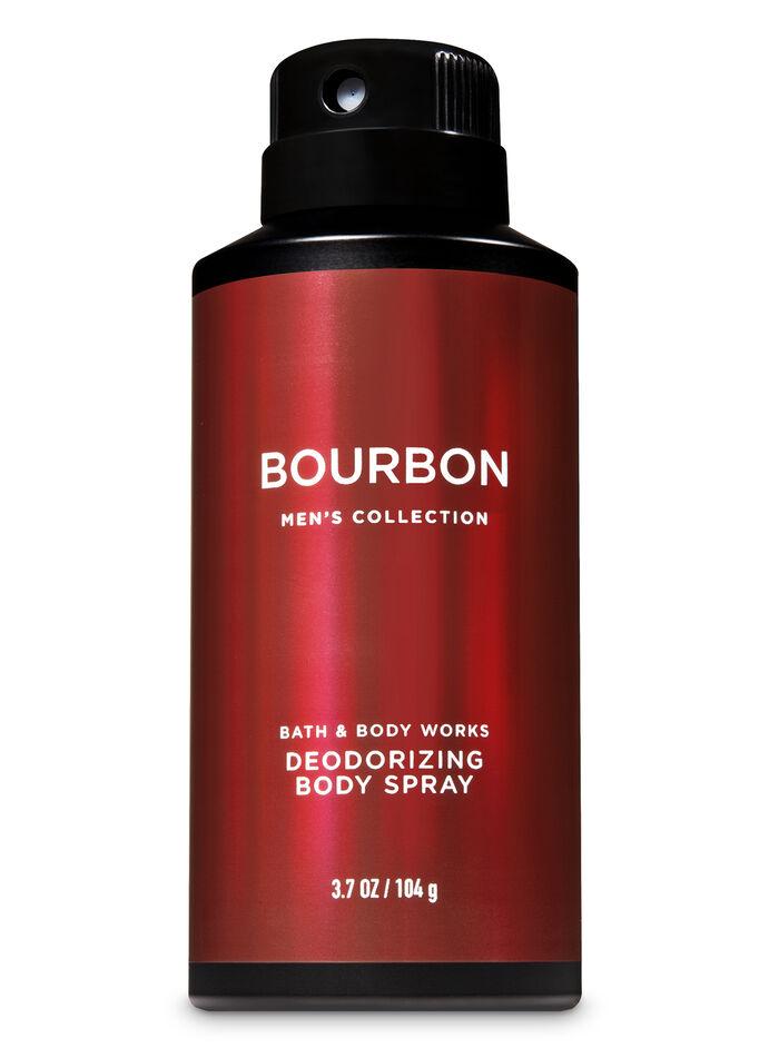 Bourbon fragranza Deodorante