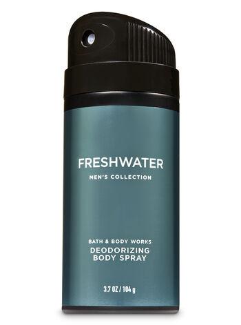 Freshwater fragranza Deodorizing Body Spray