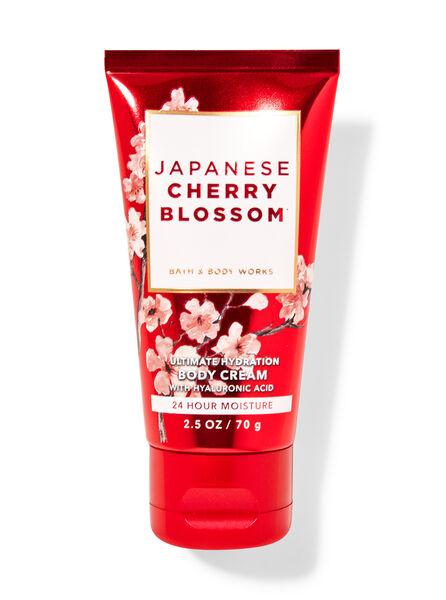 Japanese Cherry Blossom fragranza Mini Crema corpo