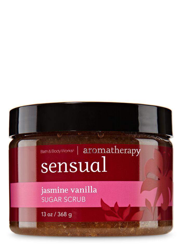 Jasmine Vanilla fragranza Sugar Scrub