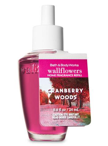 CRANBERRY WOODS fragranza Wallflowers Fragrance Refill