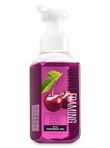 Black cherry merlot fragranza Gentle Foaming Hand Soap