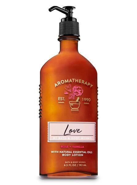 Rose Vanilla fragranza Latte corpo