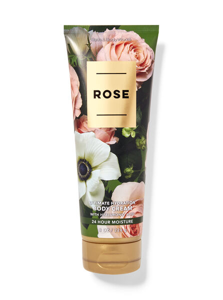 Rose fragranza Crema corpo