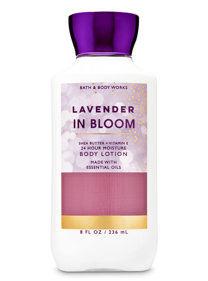 Lavender in Bloom fragranza Super Smooth Body Lotion