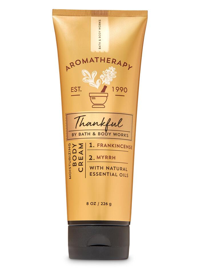 Frankincense Myrrh fragranza Body Cream