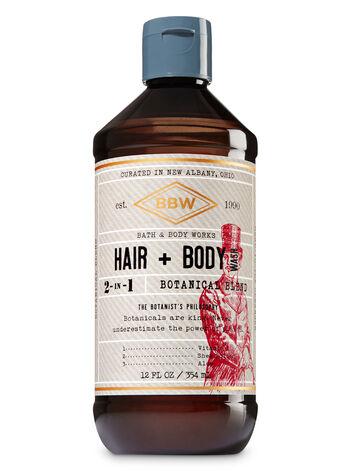 Botanical Blend fragranza 2-in-1 Hair & Body Wash