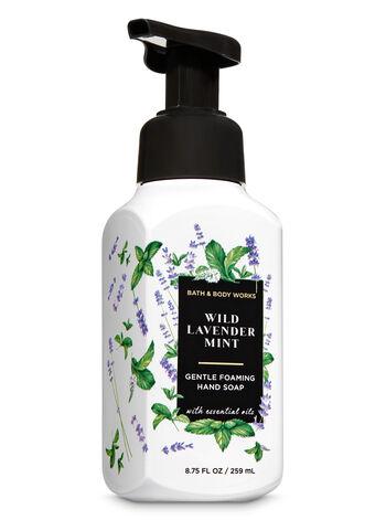 WildLavenderMint fragranza Gentle Foaming Hand Soap