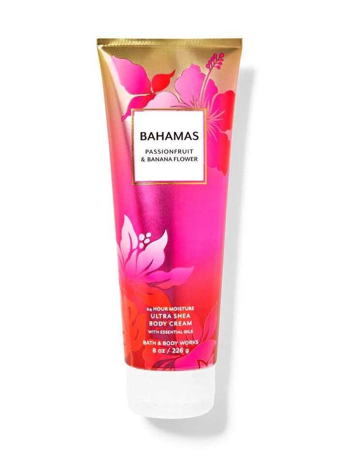 Bahamas Passionfruit & Banana Flower fragranza Crema corpo ultra idratante
