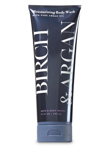 Birch & Argan fragranza Moisturizing Body Wash