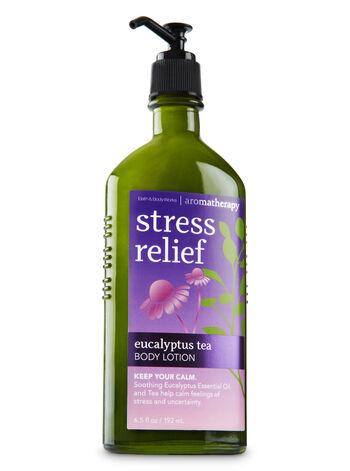 Eucalyptus Tea fragranza Body Lotion