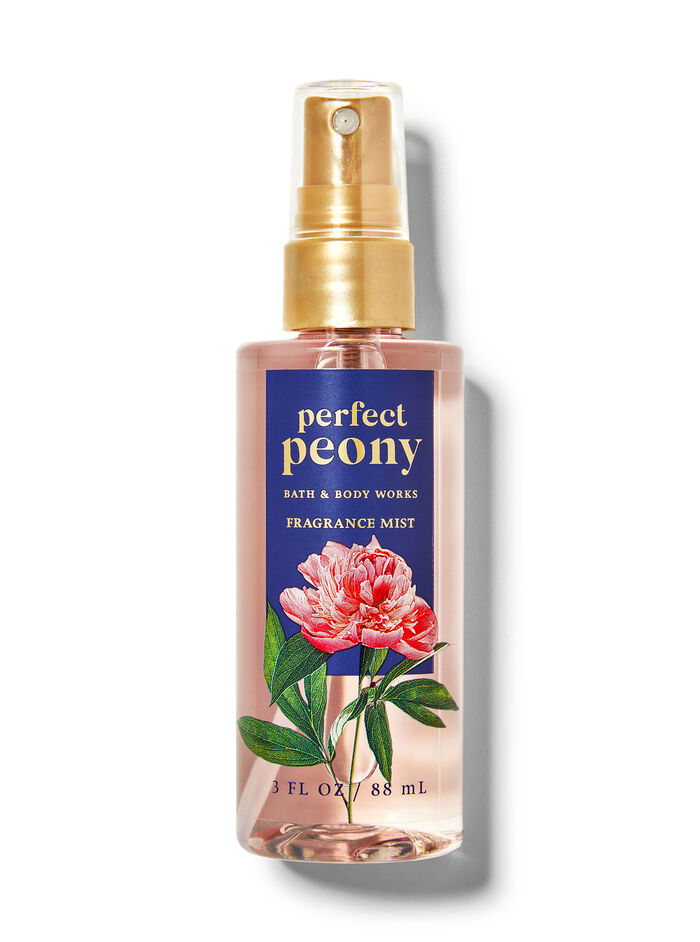 Perfect Peony fragranza Mini acqua profumata