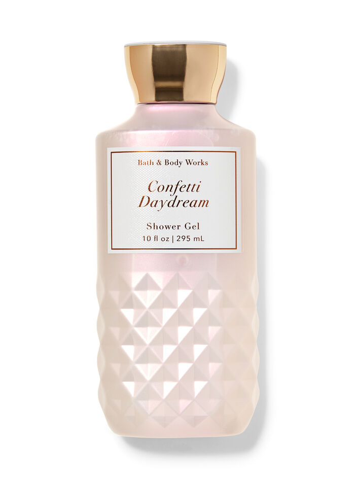 Confetti Daydream fragranza Gel doccia