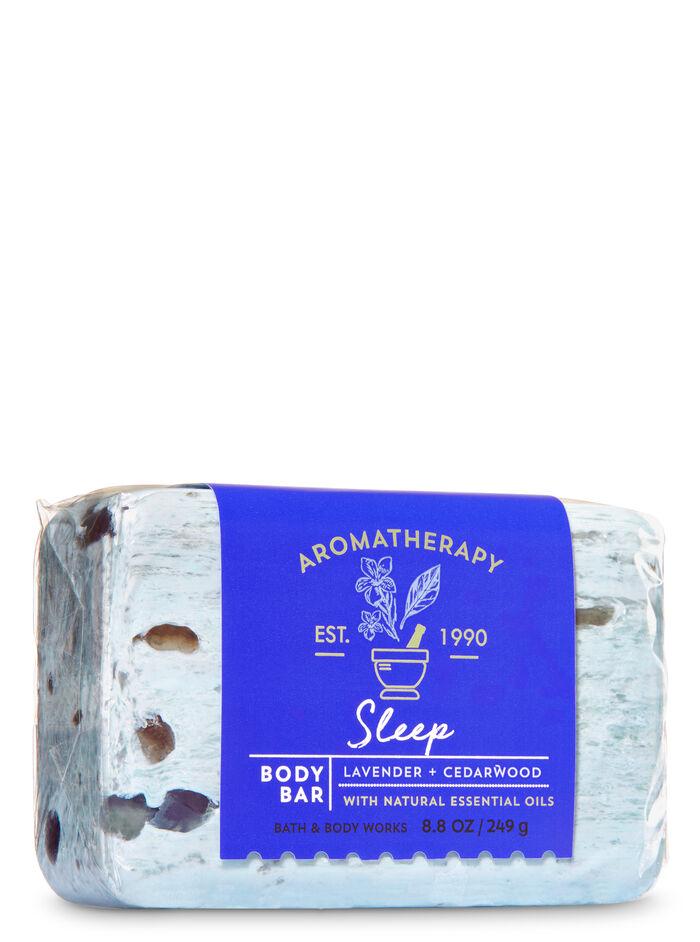 Lavender Cedarwood fragranza Body Bar