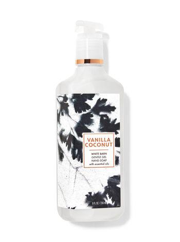Vanilla Coconut fragranza Sapone in gel