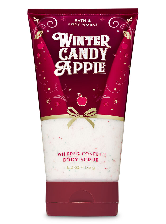 WINTER CANDY APPLE fragranza Scrub corpo