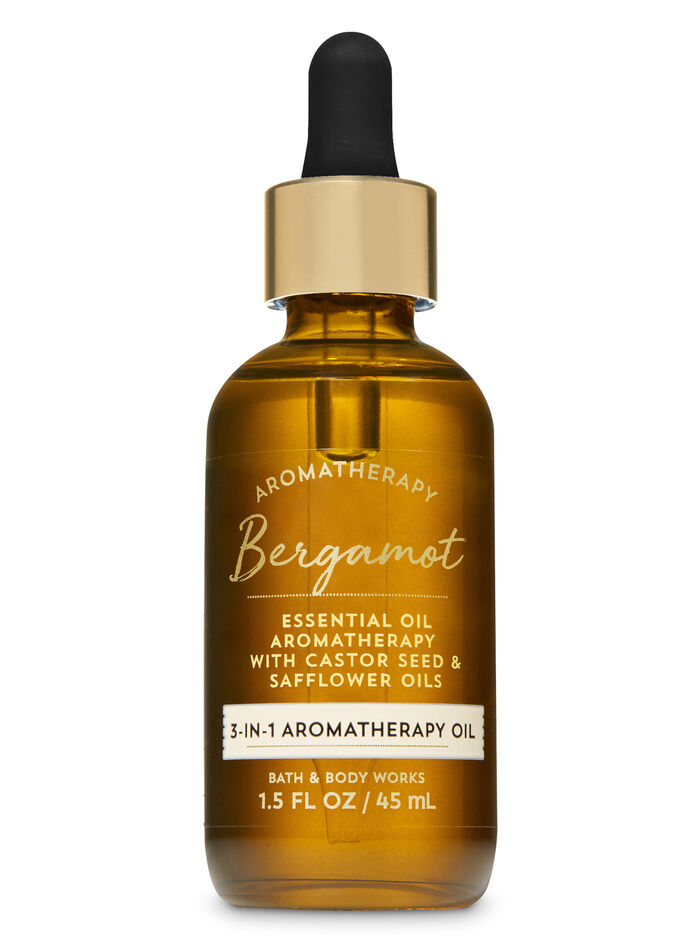 Bergamot fragranza 3-in-1 Aromatherapy Essential Oil