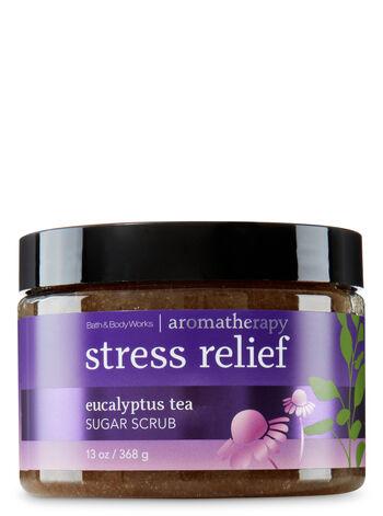 Eucalyptus Tea fragranza Sugar Scrub