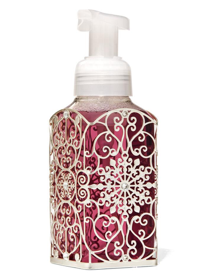Ornate Snowflake Scroll fragranza Porta sapone