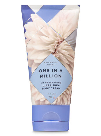 One in a million fragranza Travel Size Body Cream