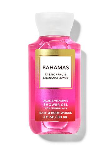 Bahamas Passionfruit & Banana Flower fragranza Mini Gel doccia