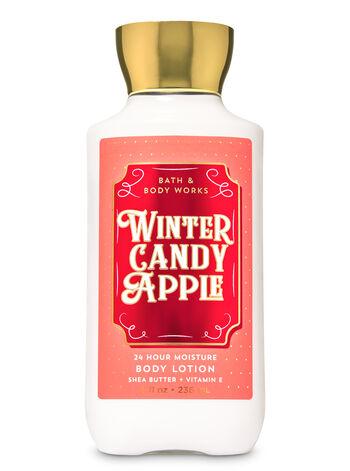 WINTER CANDY APPLE fragranza Latte corpo