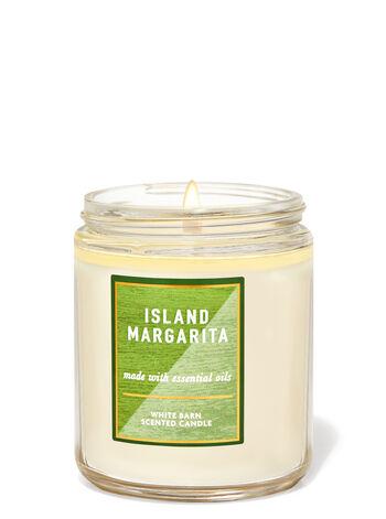 Island Margarita fragranza Candela a 1 stoppino