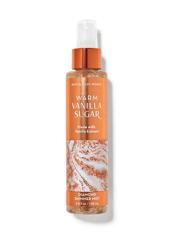 VANILLA SUGAR fragranza Acqua profumata glitterata