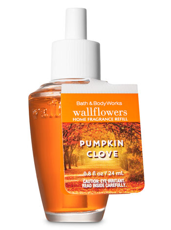 PUMPKN CLOVE fragranza Wallflowers Fragrance Refill