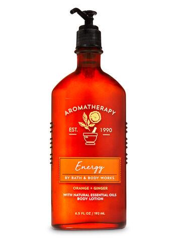 Orange Ginger fragranza Latte corpo