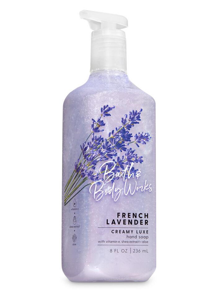 French lavender fragranza Creamy Luxe Hand Soap