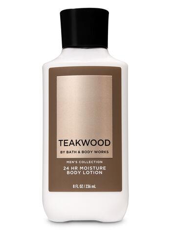 Teakwood fragranza Body Lotion