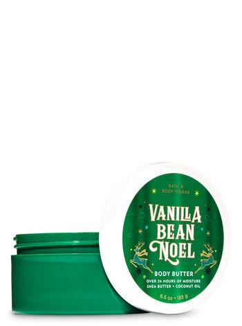 VANILLA BEAN NOEL fragranza Burro corpo