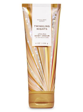 Twinkling Nights fragranza Crema corpo ultra idratante