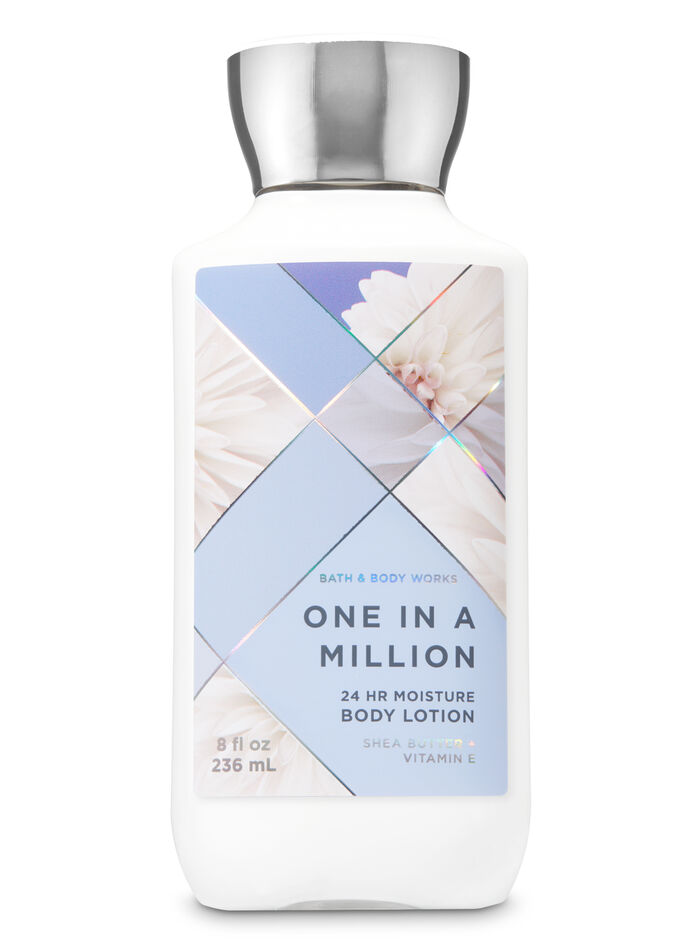 One in a million fragranza Latte corpo
