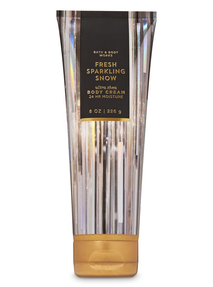 Fresh Sparkling Snow 15 fragranza Crema corpo ultra idratante