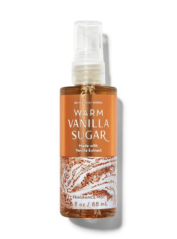 Warm Vanilla Sugar fragranza Mini acqua profumata