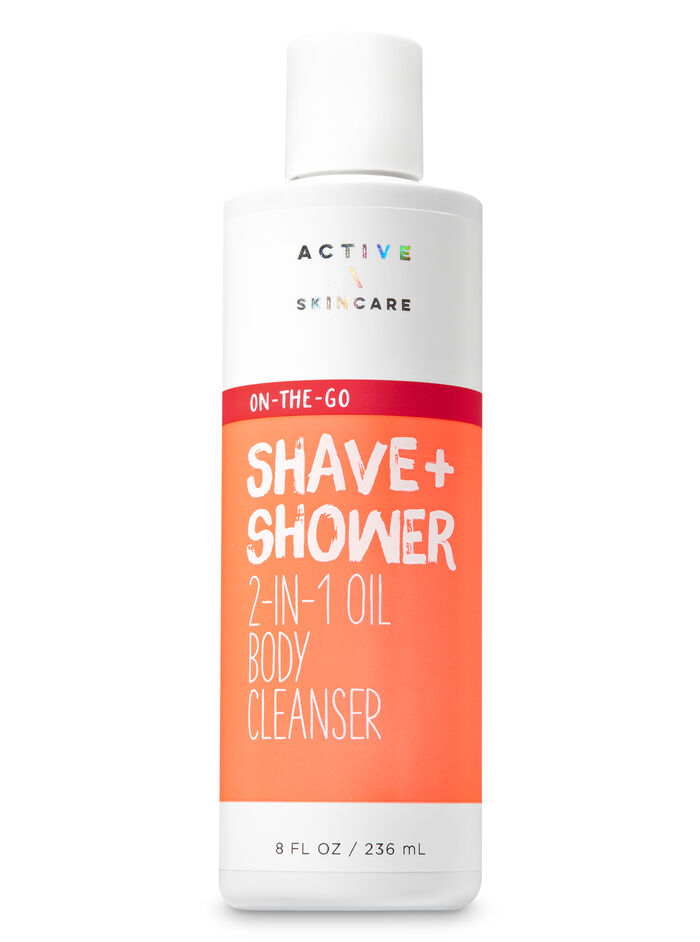 Active Beauty fragranza 2-in-1 Oil Body Cleanser