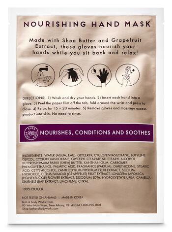 Shea Butter fragranza Maschera nutriente mani